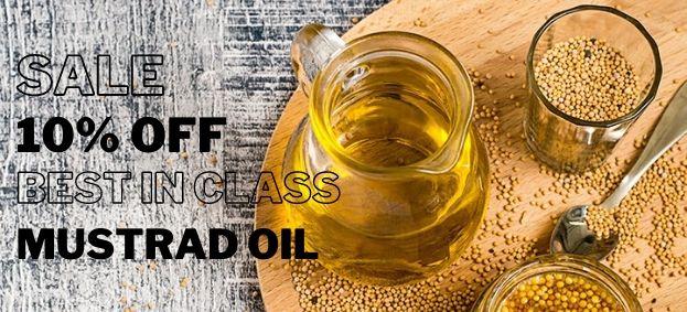 Mustrad Oil