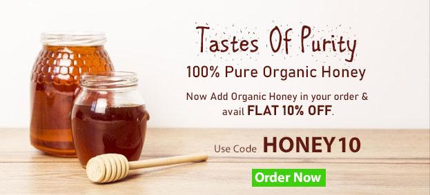 Honey 10% Off