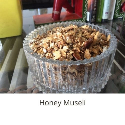 Muesli- Honey