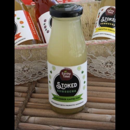 Kombucha - Cucumber Kaffir Lime