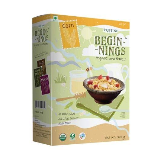 Pristine Cereal Flakes - Corn