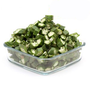 Bhindi - Diced/Cut