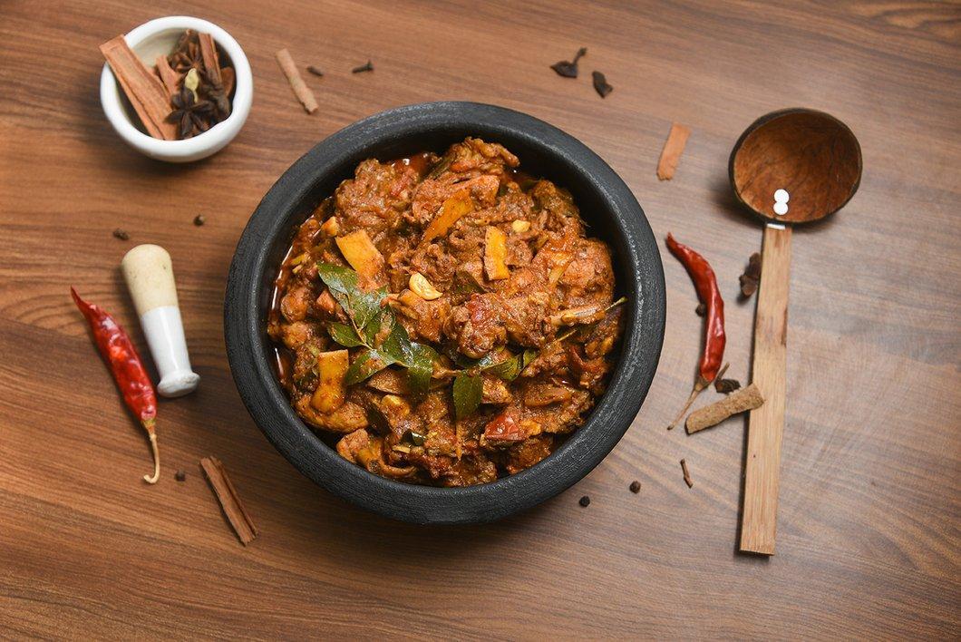 Chettinad Curry Paste