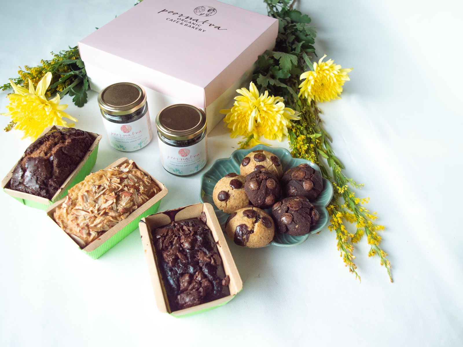 Earthy Gift Box