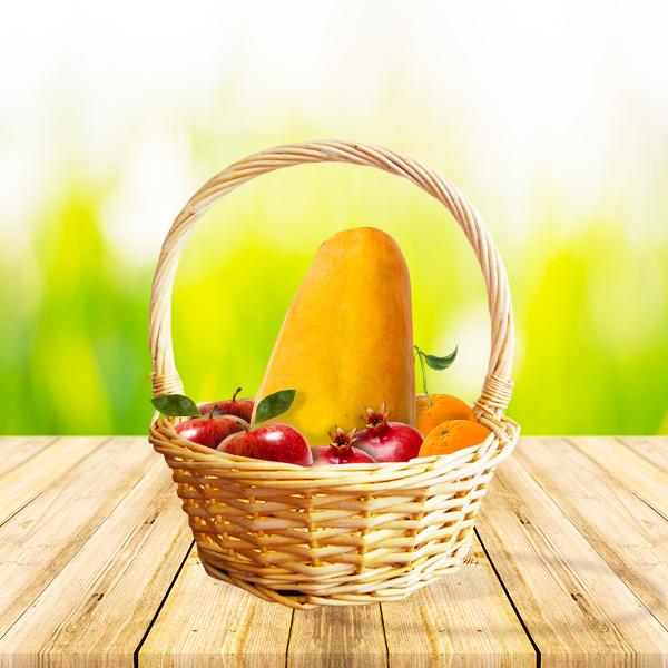 3 day Navratra Fruit Combo