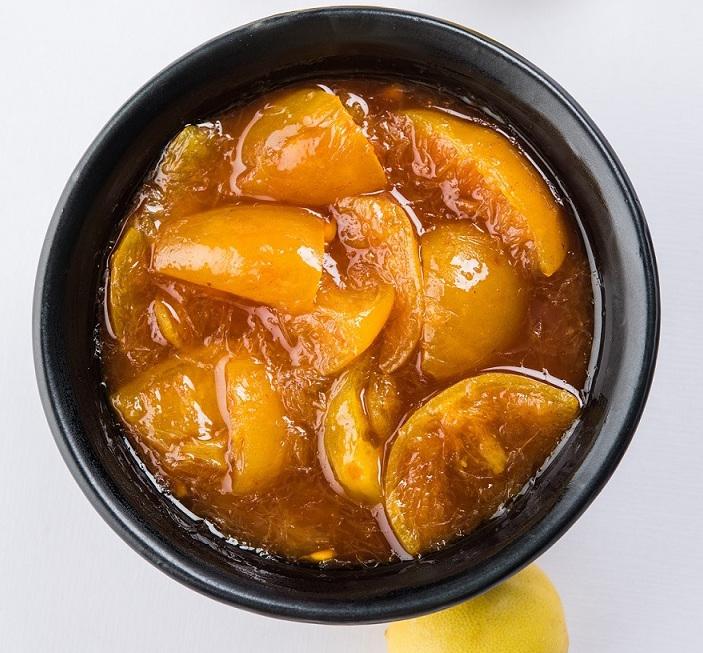 Lemon Pickle (Sweet Salty)