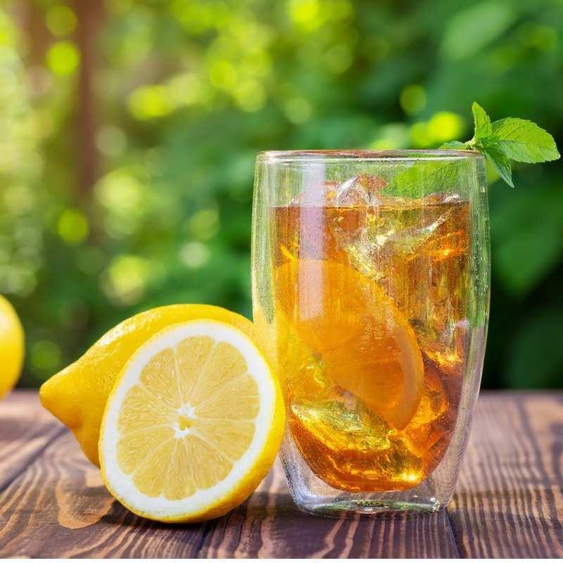 Iced Tea - Lemon and Lavender