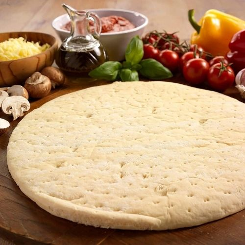 Wholewheat Pizza Base (Pack of 2)