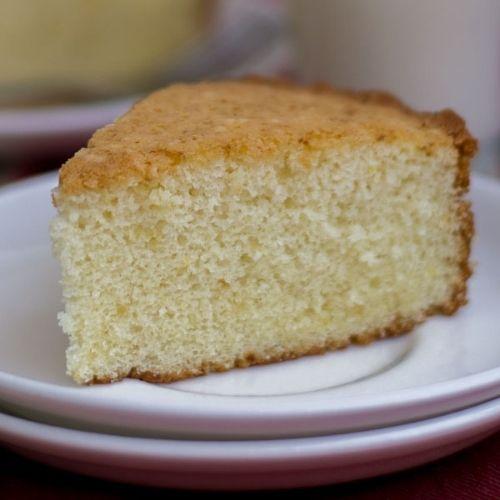 Classic Almond & Vanilla Beans Tea Cake (Large)