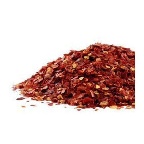 Red chilly flakes