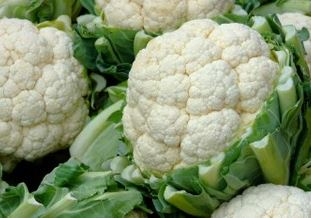Cauliflower (Not So Good Looking)